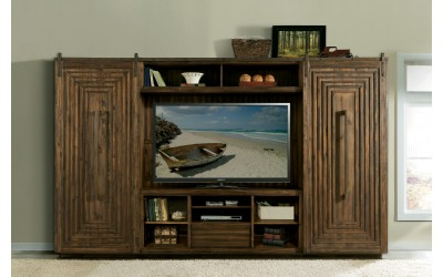 HOME THEATER WALL UNITS