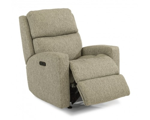 Wiggins Furniture Inc Catalina Fabric Power Reclining