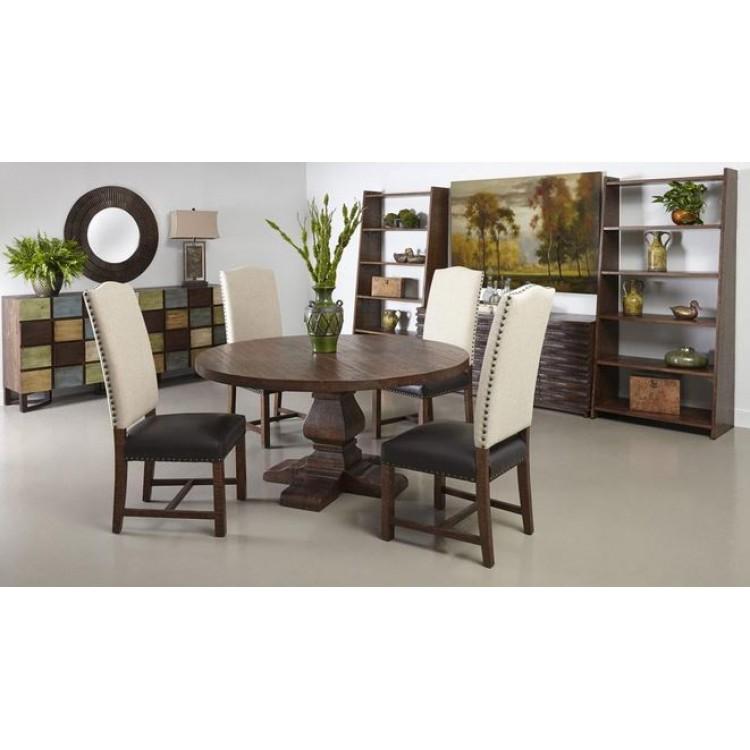 "Ashley Furniture In Woodbridge Nj: Woodbridge 60"" Round Dining Table"
