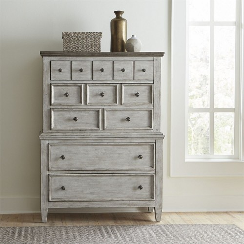 Heartland 5 Drawer Chest