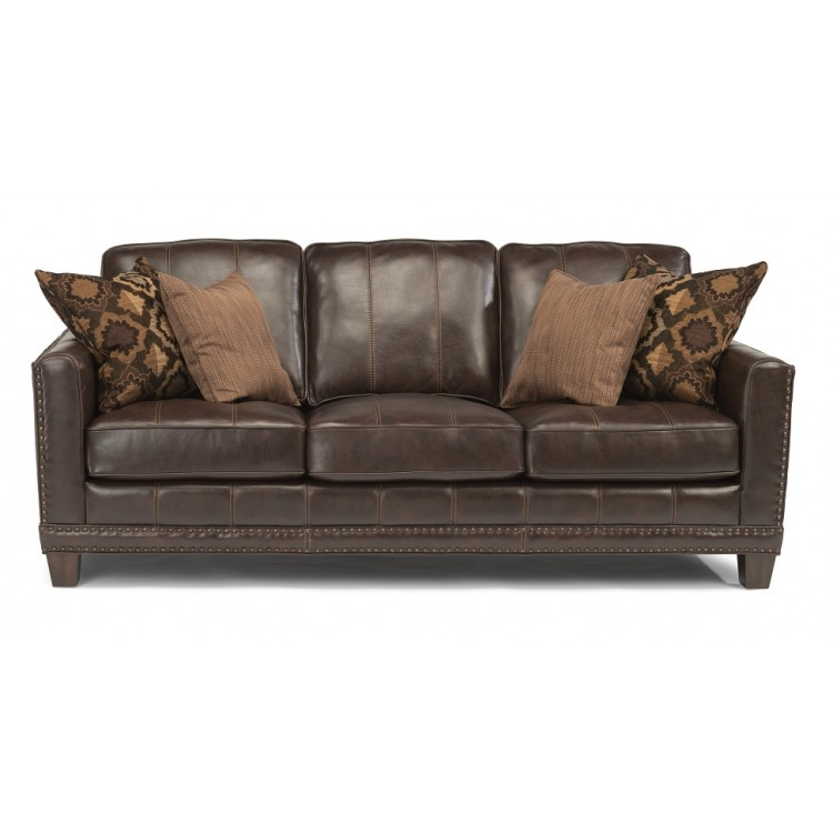Pleasant Wiggins Furniture Inc Port Royal Leather Sofa Gmtry Best Dining Table And Chair Ideas Images Gmtryco