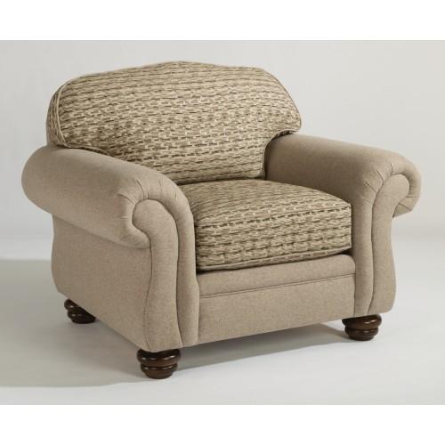 Wiggins Furniture Inc Bexley Leather Sofa