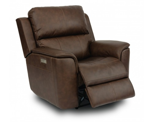 HENRY POWER RECLINER WITH POWER HEADREST AND LUMBAR