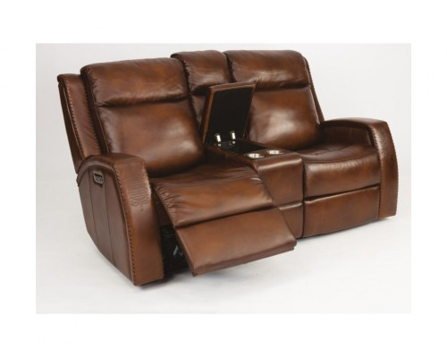 MUSTANG POWER RECLINING LOVESEAT