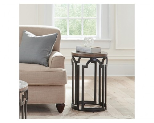 ESTELLE CHAIR SIDE TABLE