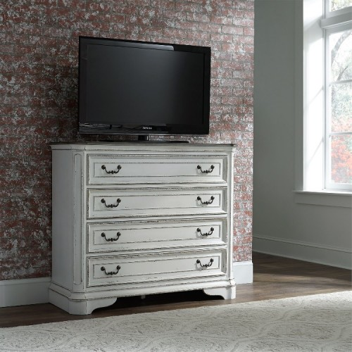 Magnolia Manor Media Chest