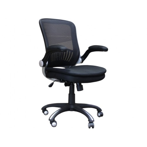 Mesh Desk Chair with Lift Arm