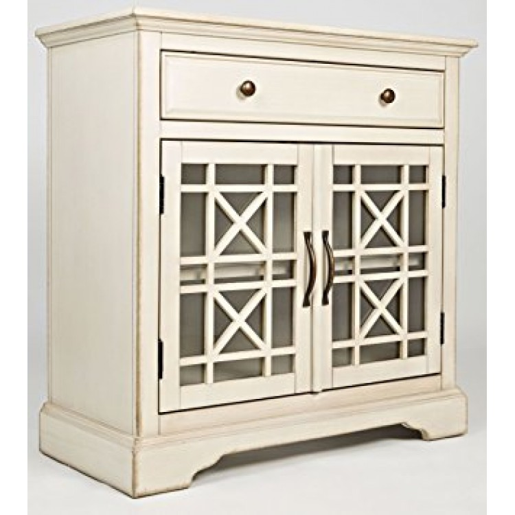 Craftsman Antique Looking Accent Chest, Antique Looking Furniture