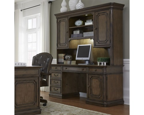 AMELIA JR EXECUTIVE CREDENZA SET