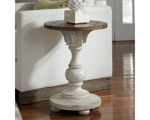 Morgan Creek Chair Side Table