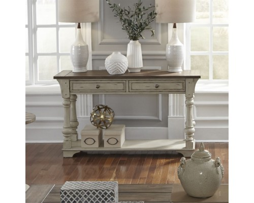 MORGAN CREEK SOFA TABLE