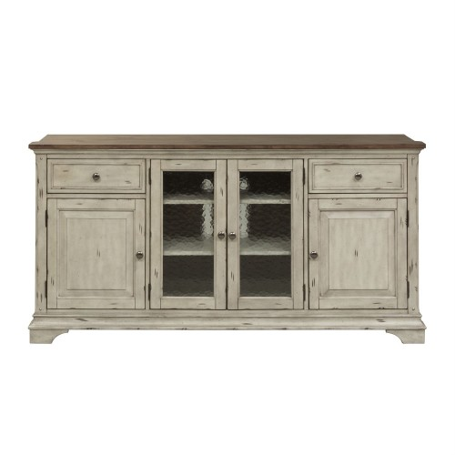 Morgan Creek Entertainment TV Stand
