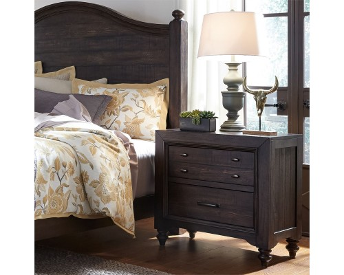 Catawba Hills 2 DRAWER NIGHTStand