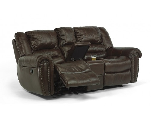Town Gliding Reclining Love Seat