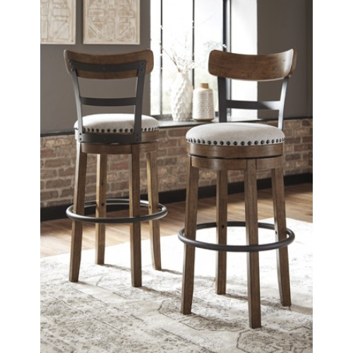 Valebeck DARK BAR STOOL