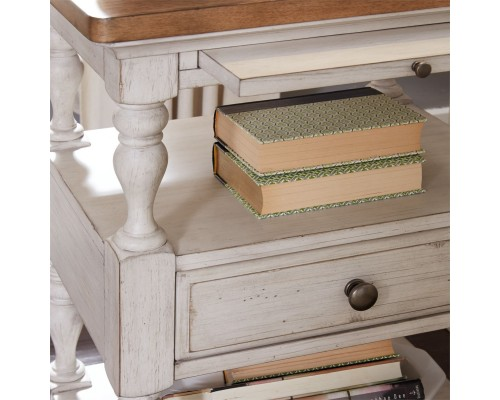 FARMHOUSE REIMAGINED 1 DRAWER NIGHT STAND