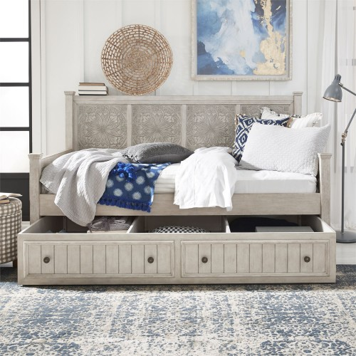 HEARTLAND DAY BED W/ TRUNDLE