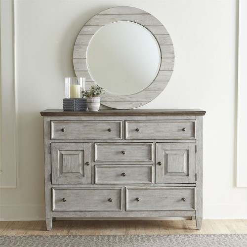 Heartland Dresser and Mirror