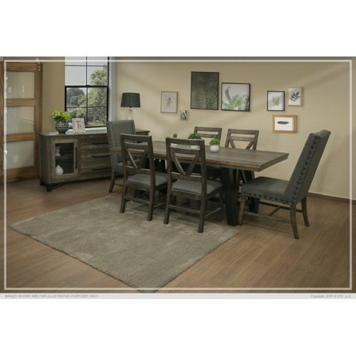 Loft Brown Dining Table