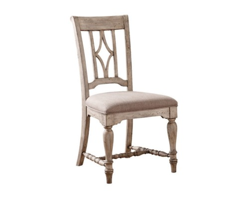 PLYMOUTH UPHOLSTERED SIDE CHAIR