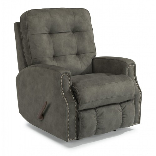 Devon Fabric Rocking Recliner
