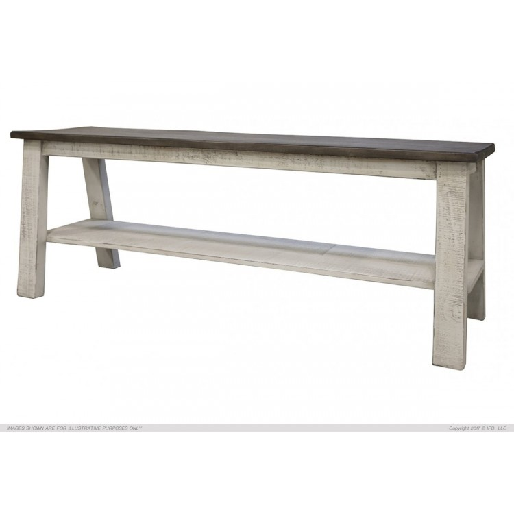 Wiggins Furniture Inc Stone Counter Bench