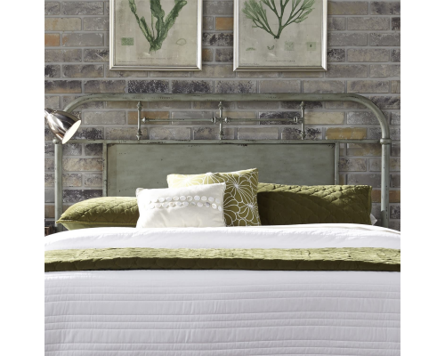 Vintage Series Green HEADBOARD