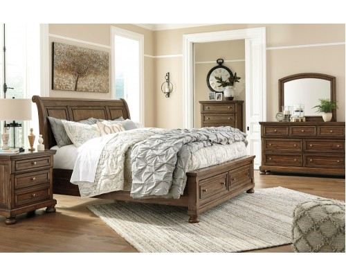 Flynnter Bedroom Collection